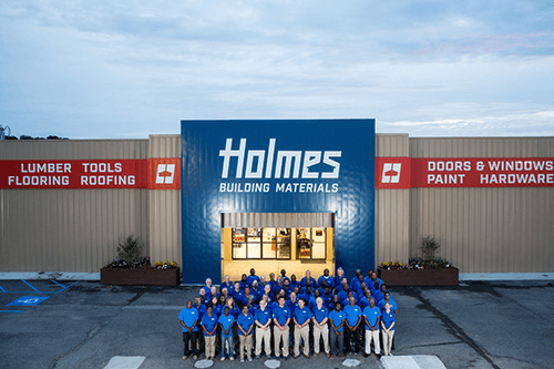 Holmes Building Materials Airline