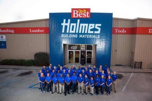 Holmes Building Materials Denham Springs La