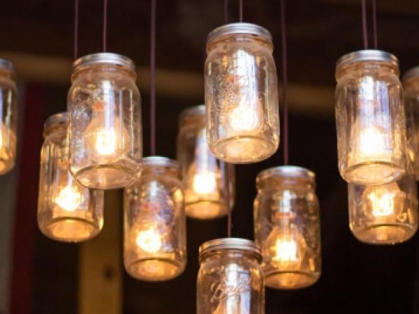 Diy Mason Jar Patio Lights