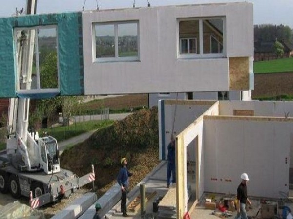 Prefab House - modular trends