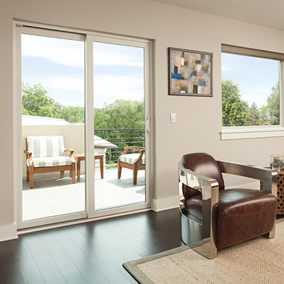 Doors Contemporary Anderson Patio Door