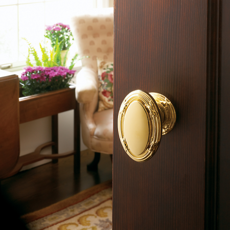 Hardware Door Traditional Baldwin 3
