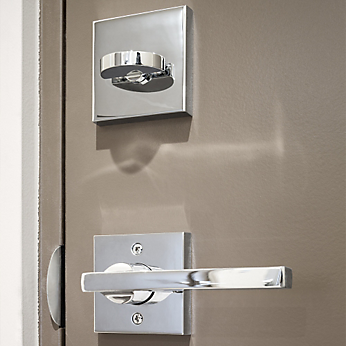 Hardware Door Contemporary Baldwin 7