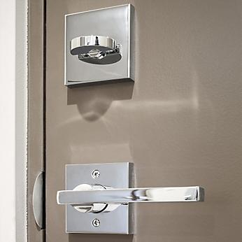 Hardware Door Contemporary Baldwin 7