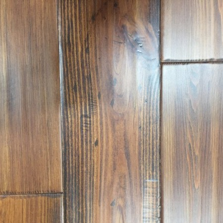HBMA-Handscraped Pine Wood
