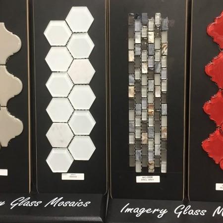 HBMA-Glass Mosaics Tile