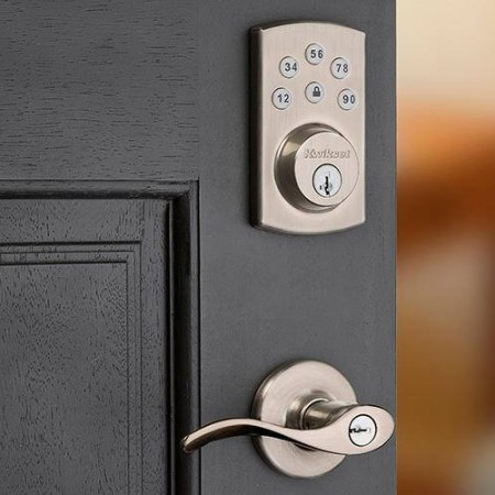 Hardware Door Contemporary Kwikset 2