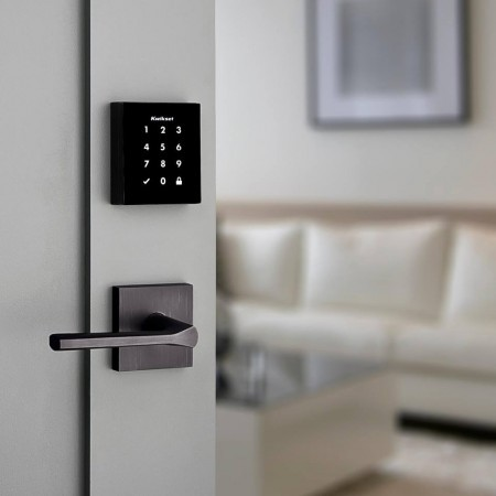Hardware Door Contemporary Kwikset 4