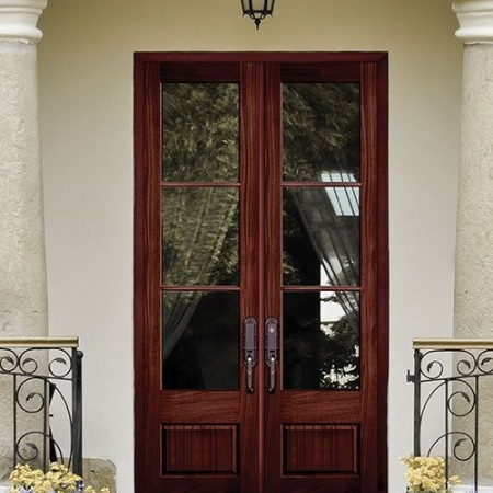 Doors Contemporary Masonite Artisan 503