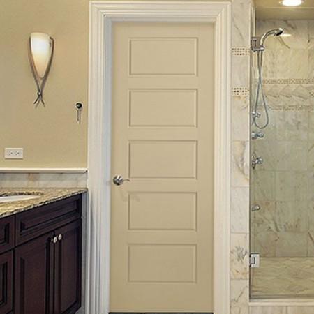 Doors Contemporary Masonite Riverside Tan