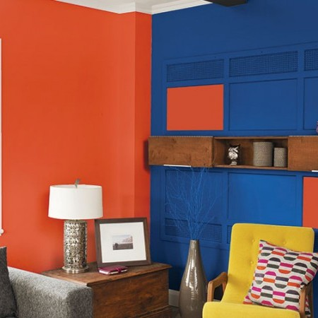 Paint Modern Interior PPG 1