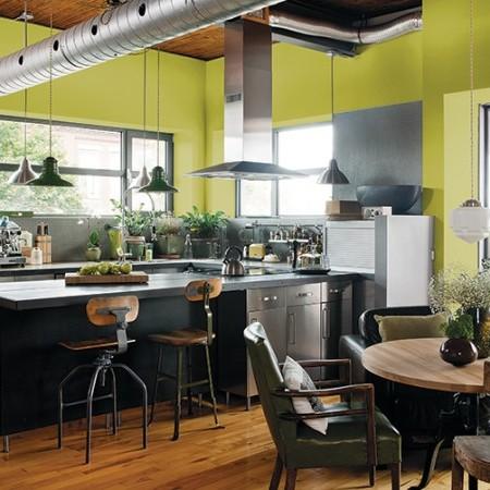 Paint Modern Interior PPG 4