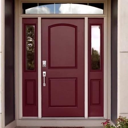 Hardware Door Contemporary Schlage 3