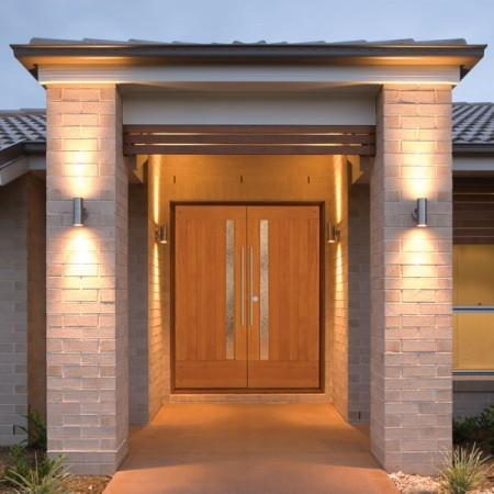 Doors Contemporary Simpson Double Doors