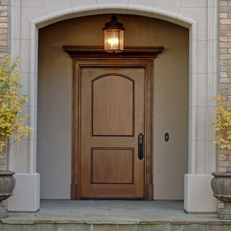 Doors Contemporary Simpson 2 Panel