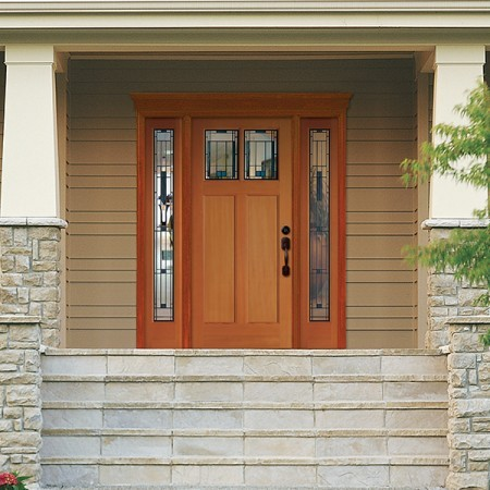 Doors Contemporary Simpson 4 Panel