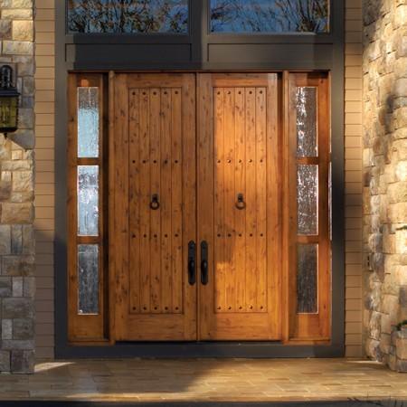 Doors Contemporary Simpson Knocker