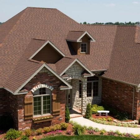 Roofing Tamko Heritage Rustic Hickory