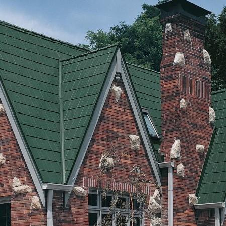 Roofing Tamko MetalWorks Steel Shingles 2