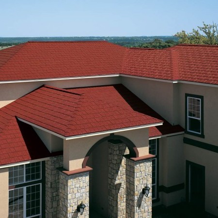 Roofing Tamko MetalWorks Steel Shingles 9