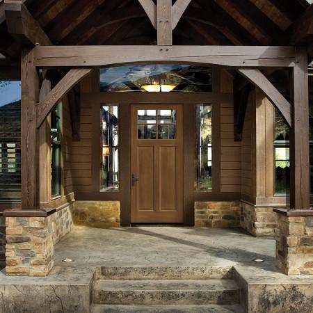 Doors Contemporary Thermatru Classic Craft American