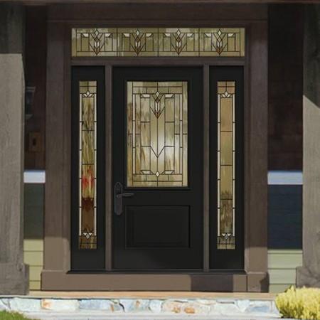 Doors Contemporary Thermatru Classic Craft Canvas Arborwatch