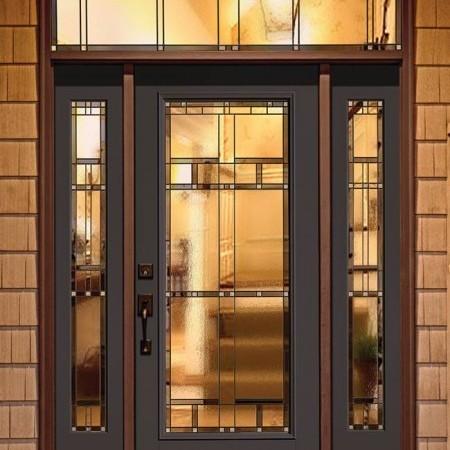 Doors Contemporary Thermatru Classic Craft Canvas Homeward