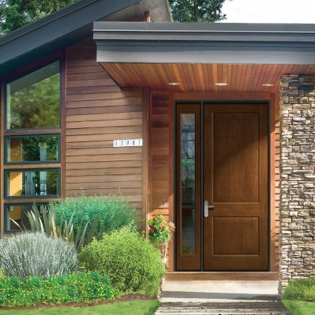 Doors Contemporary Thermatru Classic Rustic