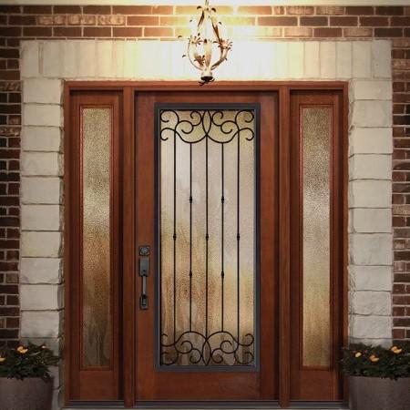 Doors Contemporary Thermatru Classic Rustic Borrassa