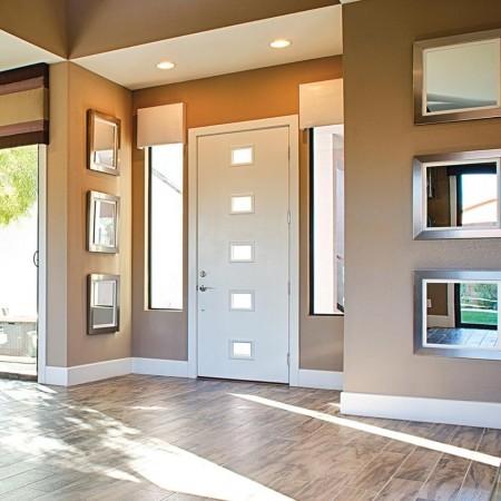 Doors Contemporary Thermatru Pulse Echo
