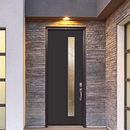 Doors Contemporary Thermatru Pulse Linea