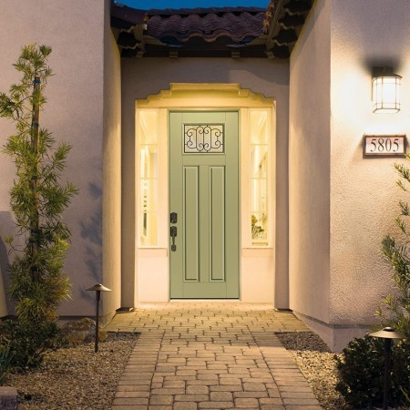 Doors Contemporary Thermatru Smooth Star Riserva